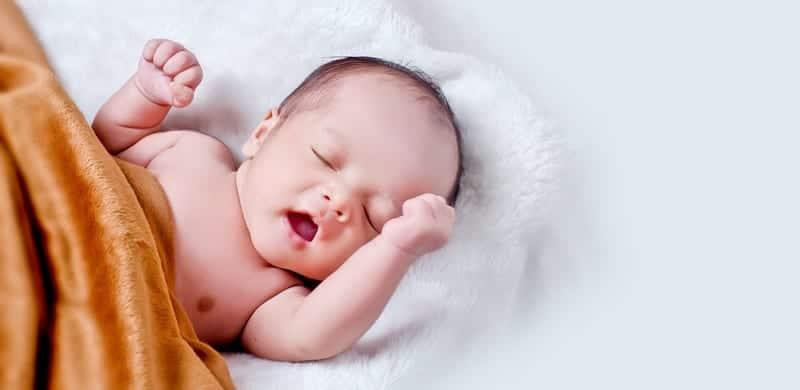 addormentare un neonato senza stress