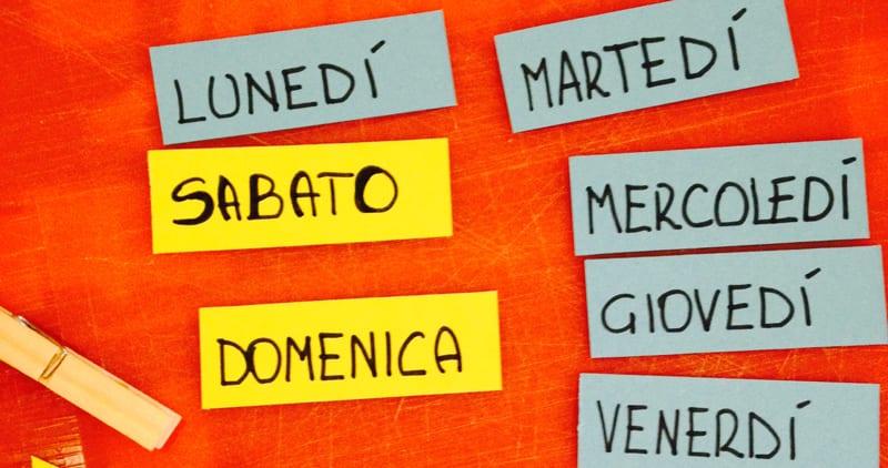 Calendario Con Numero Giorni.Calendario Per Bambini Handmade Lettoaquattropiazze It