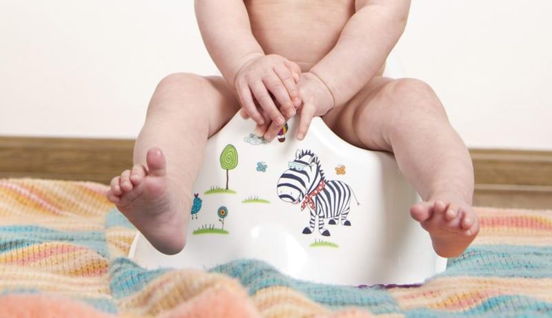 Come togliere il pannolino: con EC o metodo classico?