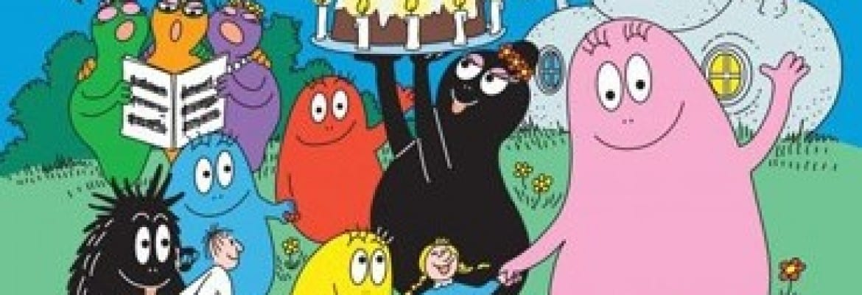 Miglior cartone animato per bambini w i barbapapà