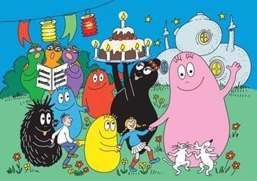 Miglior cartone animato per bambini w i barbapap - Cartone animato animali da colorare pagine ...