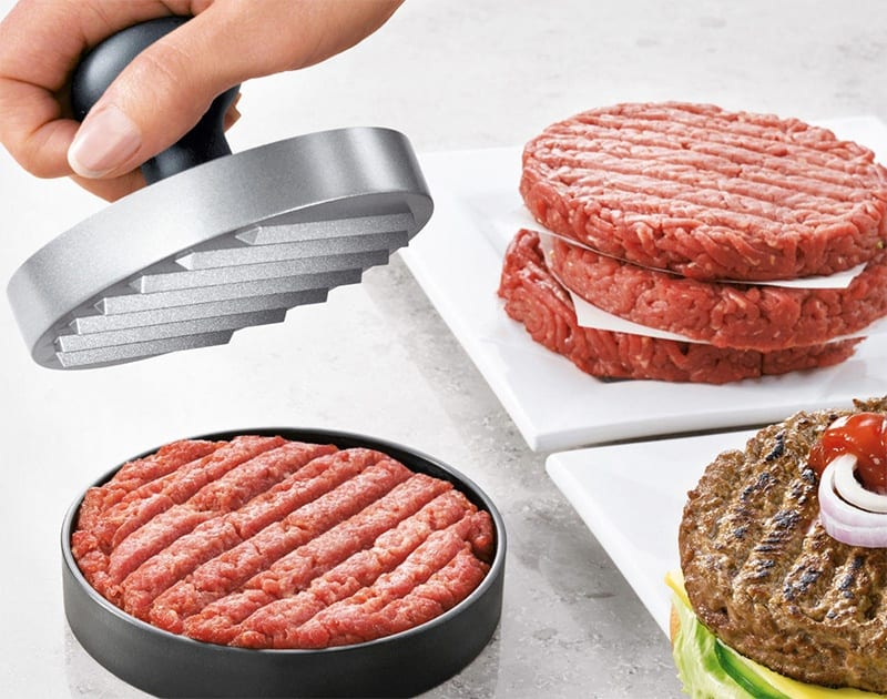 pressa hamburger