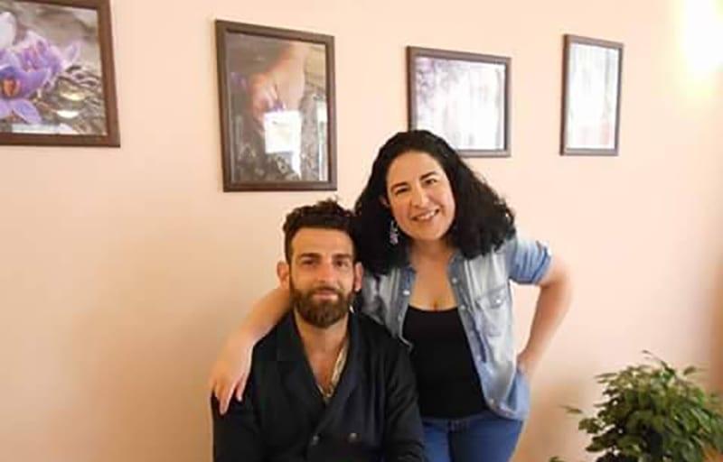 Sara e Giorgio Casu