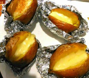 patate al barbecue