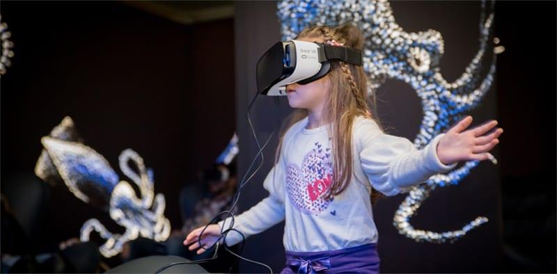 abissi realtà virtuale