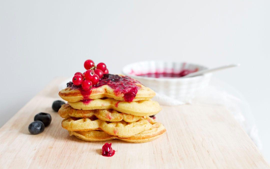 Pancake light per ripartire alla grande!