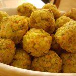 Polpette di Gallinella con broccoli e carote