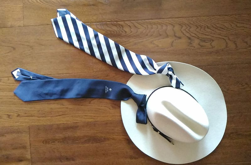 cravatte regalo per la festa del papà
