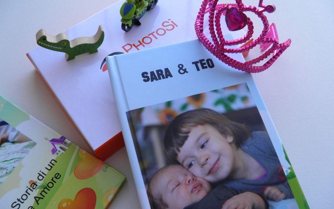 IN UN FOTOLIBRO LA STORIA DI SARA & TEO