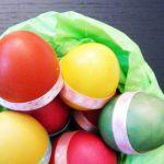 Uova decorate per Pasqua: pronte per essere nascoste