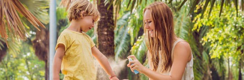 antizanzara per bambini