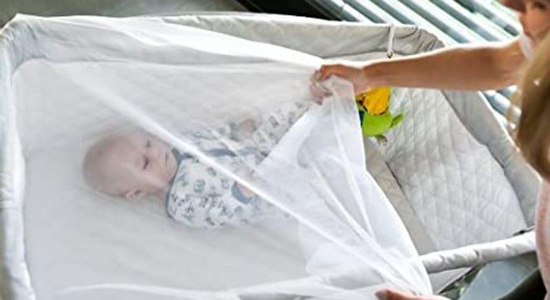 antizanzara per neonati
