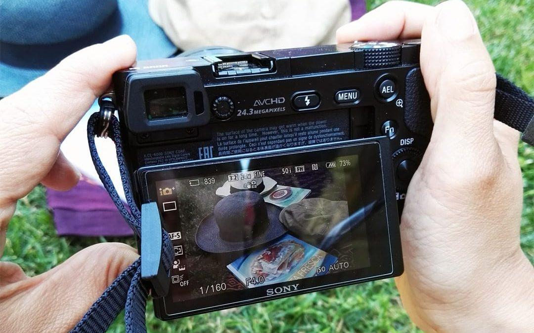 Come fare belle foto per il blog