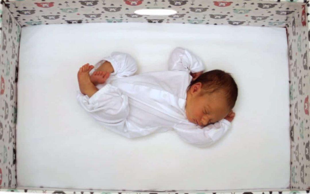 BABY BOX DI BENVENUTO MUKAKO
