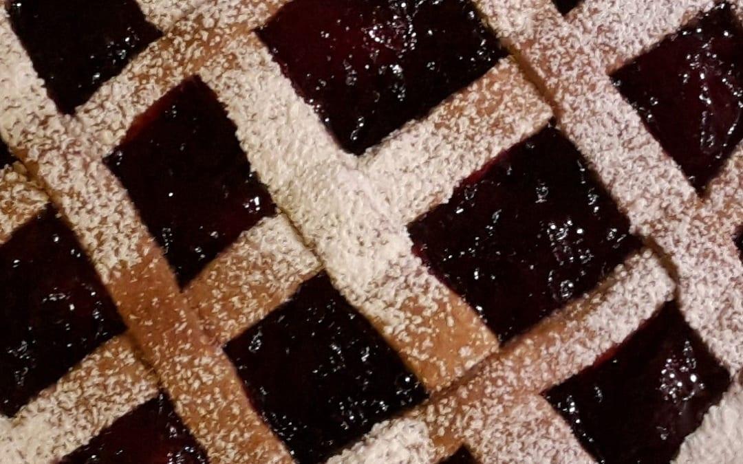 La crostata di nonna Cecilia…secondo me!