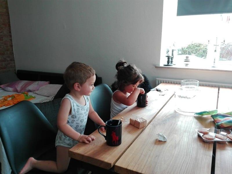 Airbnb con i bambini
