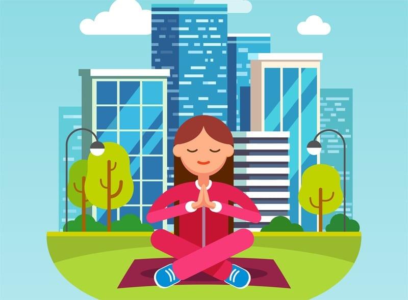 la meditazione aiuta