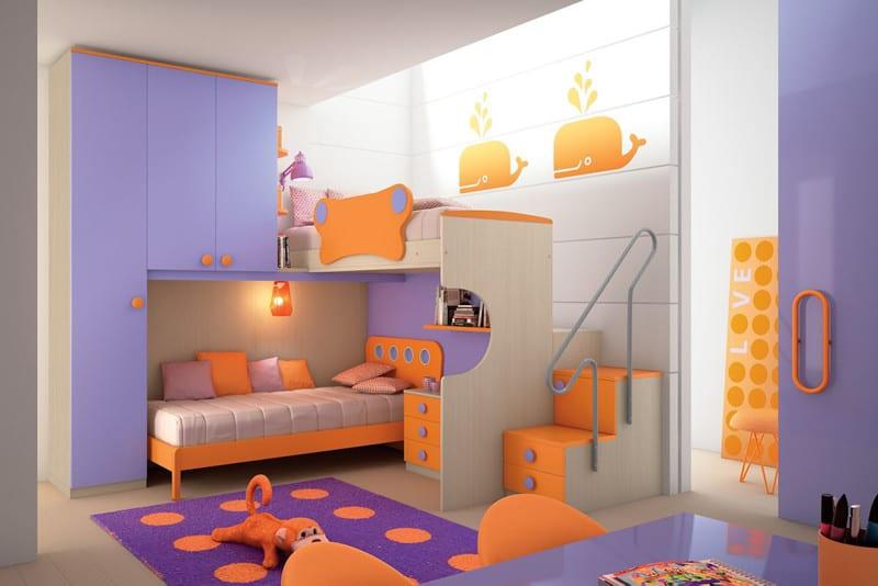 come arredare le camerette dei bambini