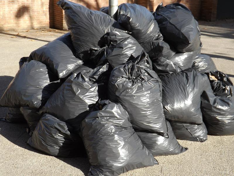 meno rifiuti con moda sostenibile