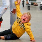 Capricci dei bambini: come affrontarli