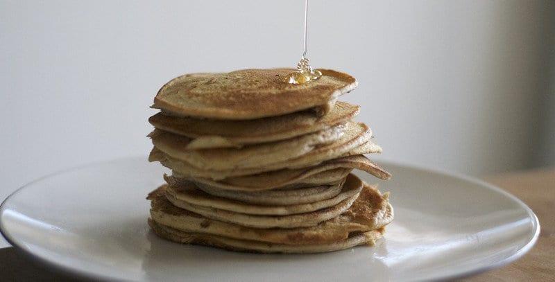 ricetta pancake light bimby