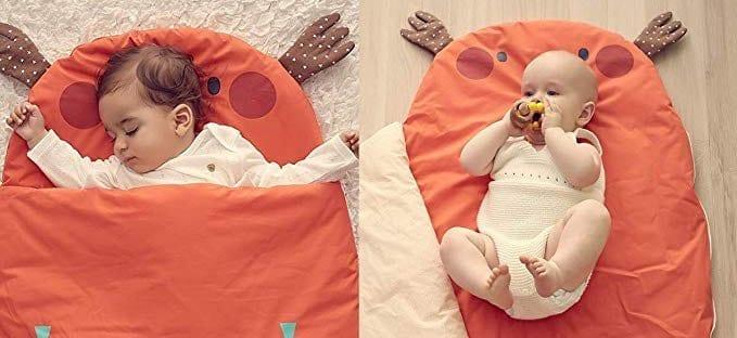 sacco a pelo neonato