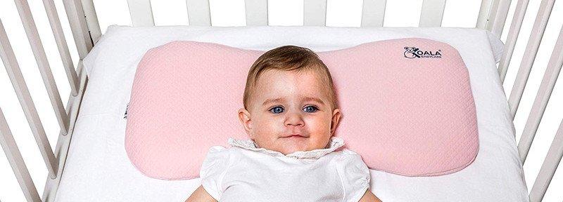 cuscino plagiocefalia per lettino Koala Babycare