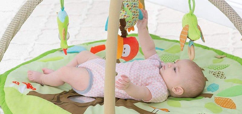 palestrina per stimolare la vista nei neonati