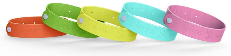 braccialetto antizanzara per bambini