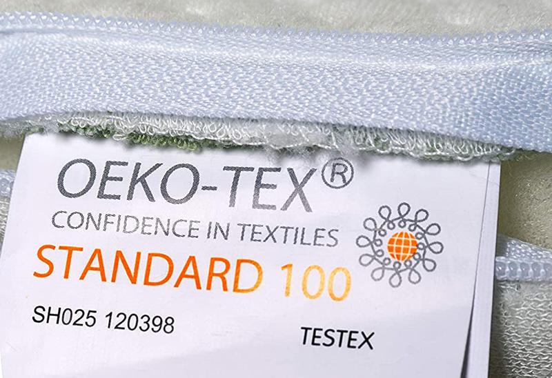 certificazioni dei materiali utilizzati nei materassi per neonato