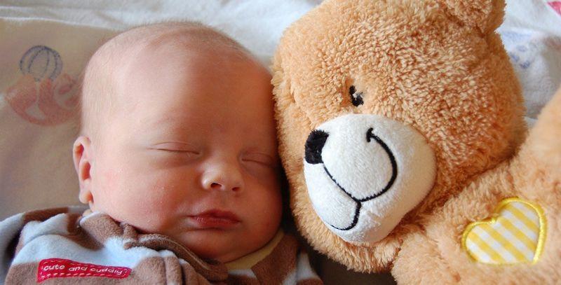 oggetto transizionale neonato