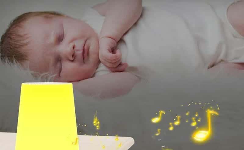 riproduttore di rumori bianchi